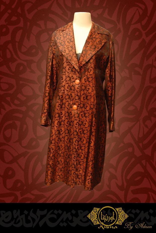 Ornina Coats 40