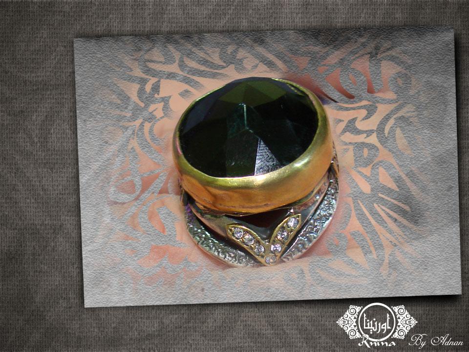 ornina handmade orr16 tourmaline
