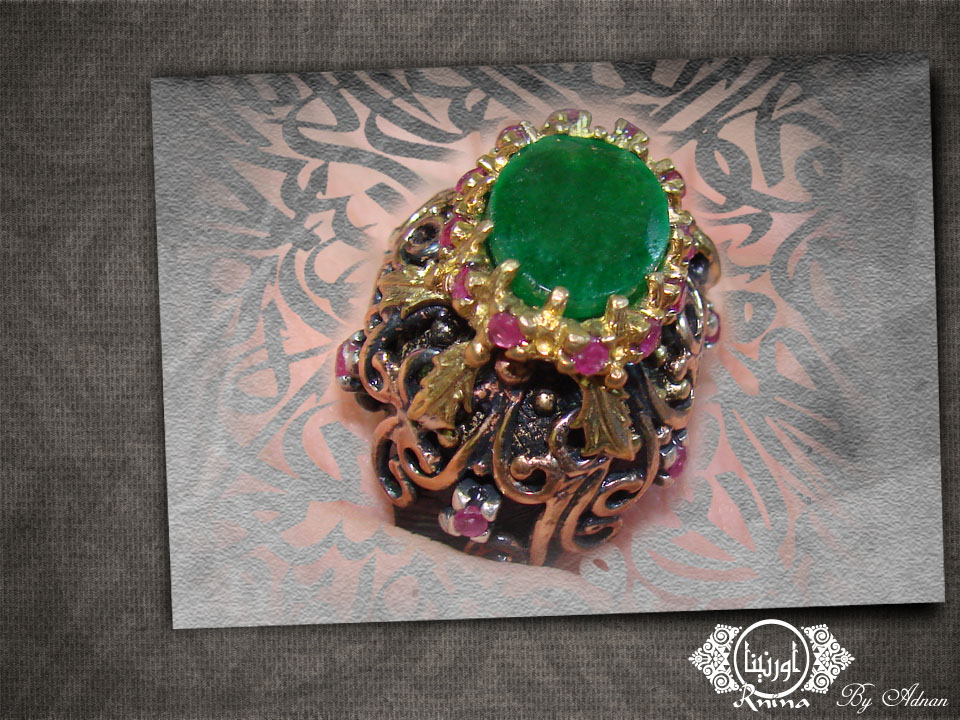 ornina handmade orr23 ottoman design