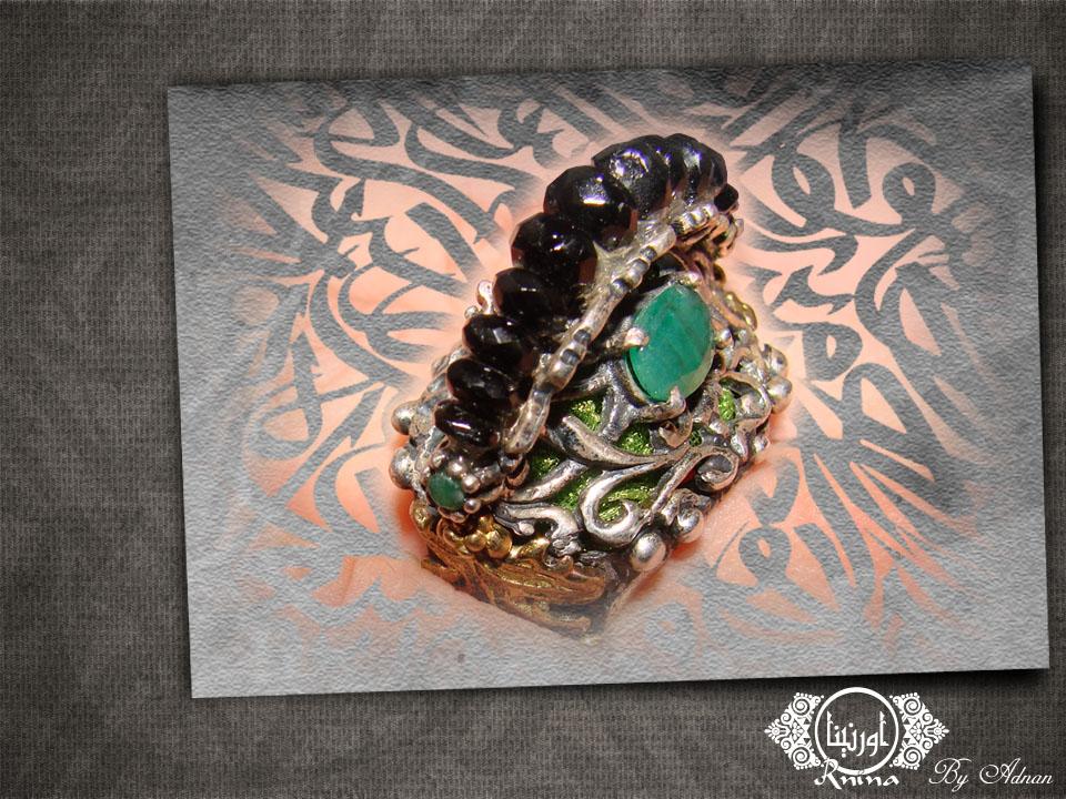 ornina handmade orr4 antique jewellery design