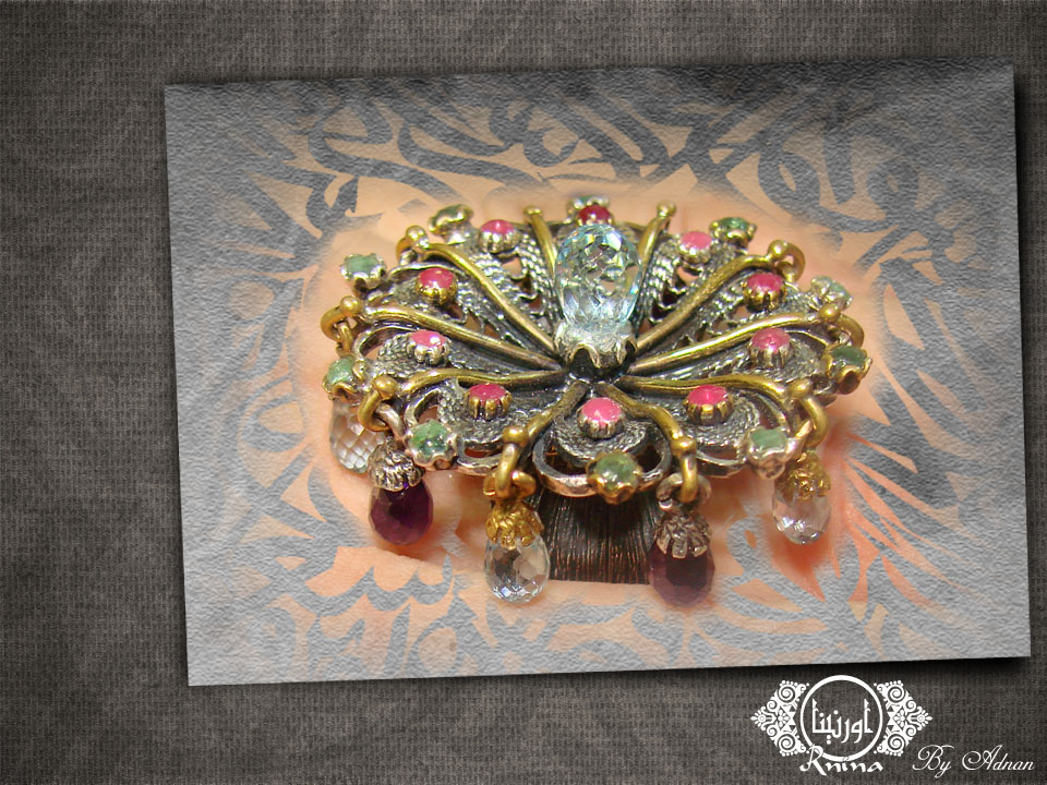 ornina handmade orr46 filigree work