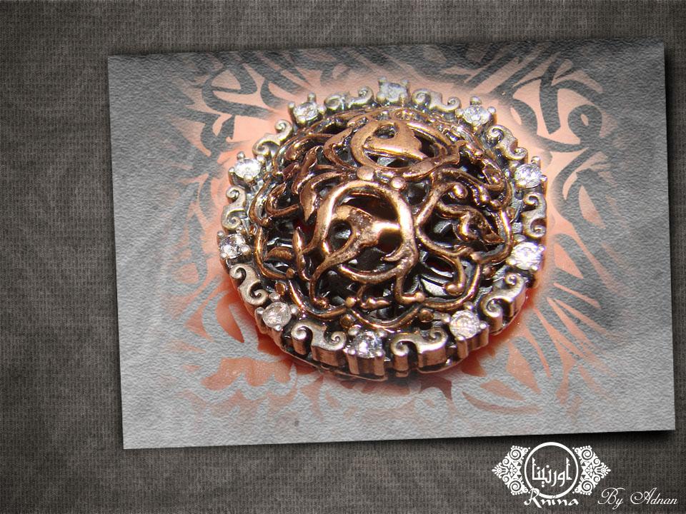 ornina handmade orr6 plated gold