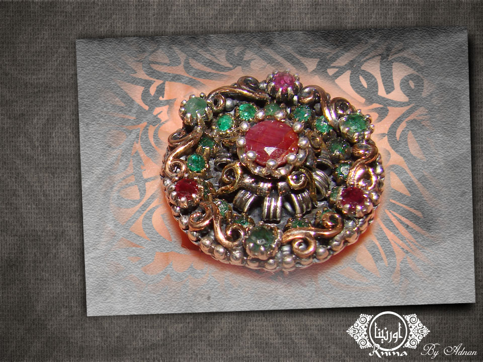 ornina handmade orr9 islamic design
