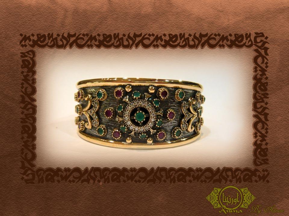 ornina handmade ob1 gold plated