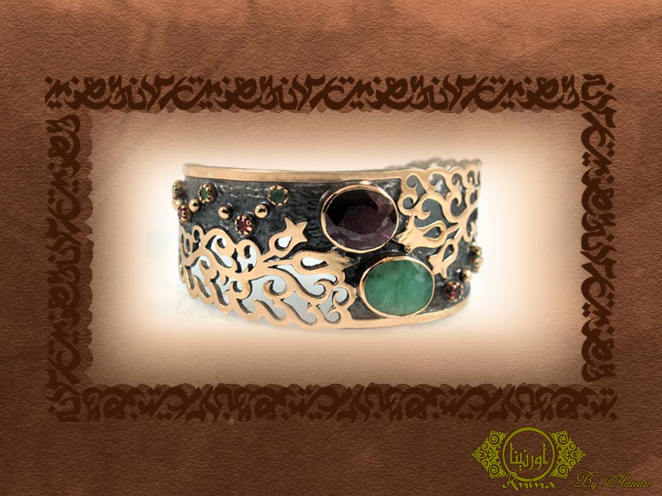 ornina handmade ob2 filigree work