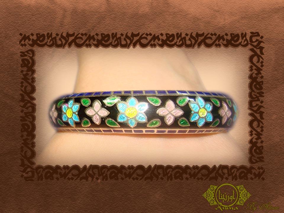 ornina handmade ob6 enamel work
