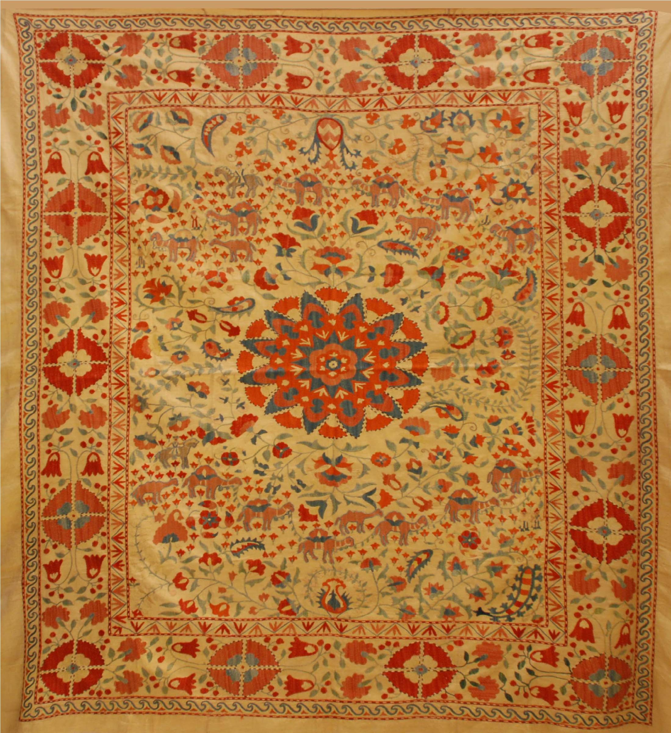 Ornina Handmade Suzani